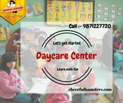Best Day Care Center for Babies in East Delhi