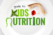 Healthy Food For Kids | Child Nutrition Guidelines Ages 2-11 Years