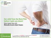 Sciatica Treatment: Sciatica pain